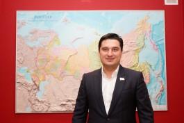«Единая Россия» предложила выдвинуть в сенаторы от Калининградской области Алексея Короткова