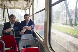 Алиханов: Наша задача на ближайшие два года — кратно увеличить количество автобусов в Калининграде