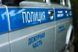 Полиция: В Калининграде водитель дважды выстрелил в коллегу из травматического пистолета