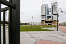 Толмачёв: Понимание по срокам и стоимости восстановления Дома Советов появится в следующем году