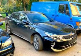 Калининградские приставы арестовали автомобиль директора фирмы за 135 неоплаченных штрафов