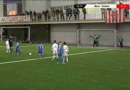 «Балтика» обыграла «Ливерпуль» и «Милан» в Литве