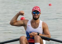 Калининградский гребец завоевал два золота всероссийских соревнований