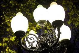 В ночь на воскресенье отключат освещение на нескольких улицах Калининграда