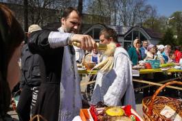 Калининградская епархия опубликовала расписание пасхальных богослужений
