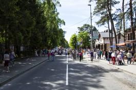 Светлогорск попал в топ-10 летних направлений для семейного отдыха