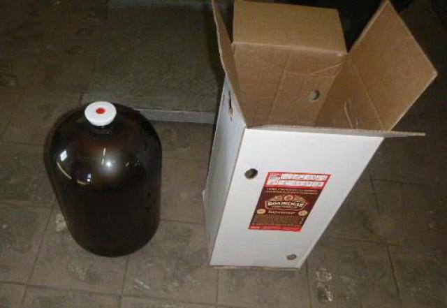 Неменее 2-х тонн пива без документов задержали калининградские пограничники