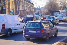 Часть ул. Багратиона в Калининграде перекроют до сентября