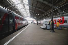 Двое литовских таможенников случайно уехали на поезде в Калининградскую область