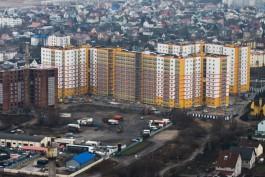 «Строят, копают, едут, утопают»: как выглядит Калининградская область с высоты