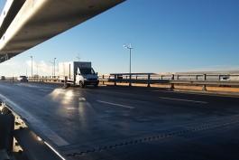 «Шесть полос за 2,5 миллиарда»: в Калининграде полностью открыли Берлинский мост