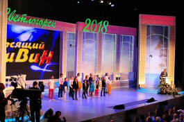«Держали ухо востро»: как прошла ТВ-съёмка «Голосящего КиВиНа» в Светлогорске