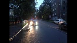 На ул. Вагоностроительной в Калининграде «Фольксваген» сбил 10-летнего ребёнка
