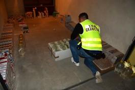 За год на российско-польской границе задержали контрабандные товары на 18 млн злотых