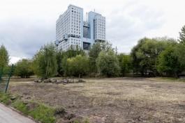 Власти Калининграда передали правительству ещё один участок у Дома Советов