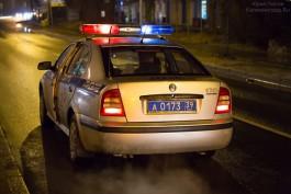 На окраине Калининграда микроавтобус насмерть сбил пенсионера
