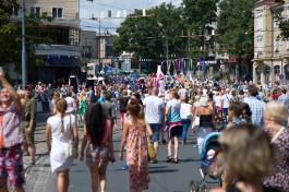 Калининградская область заняла восьмое место среди регионов, где выросла численность населения