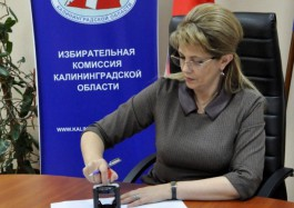Избирком утвердил итоги выборов губернатора Калининградской области