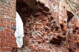 Власти региона решили законсервировать руины замка Рагнит в Немане