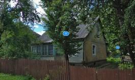 На месте старого особняка на Ватутина в Калининграде построят четырёхэтажный дом