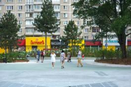 В Калининграде выбрали подрядчика капремонта домов вокруг сквера у бывшего ДКМ