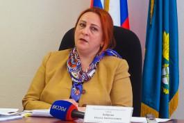 Экс-глава КУФАС Ольга Боброва возглавила областную службу по тарифам