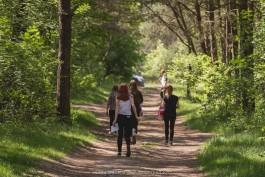 На литовской части Куршской косы оборудуют трассу для спортивного ориентирования