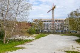 Сбербанк финансирует строительство 3 млн квадратных метров жилья в СЗФО