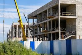 На месте складской базы на улице Тихоненко в Калининграде появится четыре дома