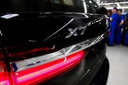«Баварский флагман»: «Автотор» начал выпускать внедорожники BMW X7