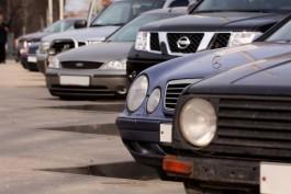 В Калининграде подростка подозревают в краже из припаркованного автомобиля