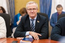 Степанюк: Паромная линия Балтийск — Усть-Луга должна быть государственной