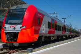 С понедельника изменится расписание поездов «Ласточка» в Зеленоградск и Светлогорск