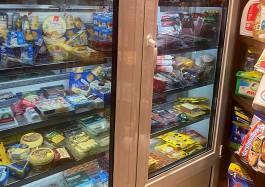 В магазине на Карла Маркса в Калининграде изъяли более 40 кг «санкционки»