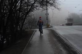 Калининградскую область ожидают пасмурные выходные с дождём