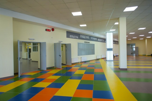 ВКалининграде построят две школы за2,1 млрд руб.
