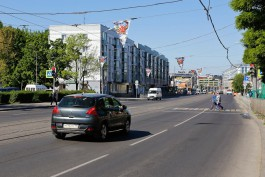 В пятницу улицы Калининграда перекроют из-за матча Сербии и Швейцарии