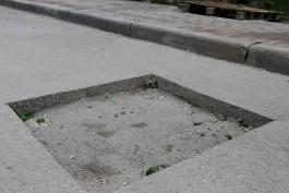 В Калининградской области используют новое покрытие при ремонте дорог
