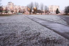 Синоптики прогнозируют заморозки в последние осенние выходные в Калининграде