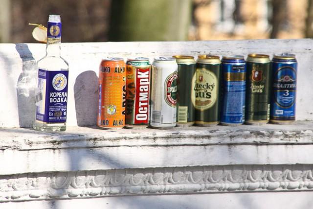 В Российской Федерации запретили спиртные энергетики
