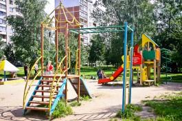 Калининградский детсад заплатит более 300 тысяч рублей за падение ребёнка с турника
