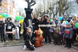 В Зеленоградске из-за сильного ветра перенесли День рождения кота