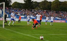 «Балтика» уступила воронежскому «Факелу» в домашнем матче