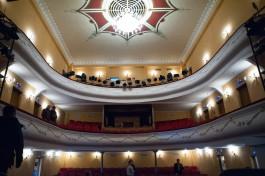 В Высшей школе театрального и музыкального искусства на Острове планируют открыть 12 факультетов