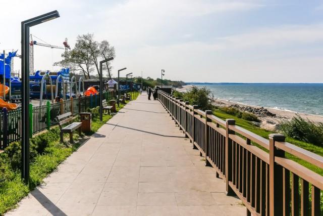 Суд: На участке под гостиницу на берегу моря в Зеленоградске построили блок-секции