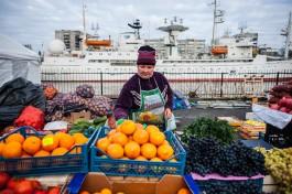 Власти Калининграда планируют штрафовать пенсионеров за отказ торговать в установленных местах