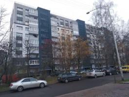 Подрядчик снял леса с дома на улице Эпроновской после капитального ремонта