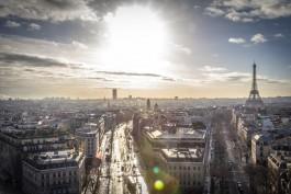«Победа» начнёт летать из Калининграда в Париж с 31 марта