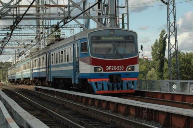 Билеты напригородные электрички вКалининградской области стали торговать вweb-сети интернет