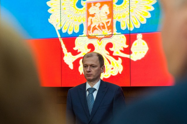 Роман Балашов назначен заместителем полпреда президента вСЗФО поКалининградской области